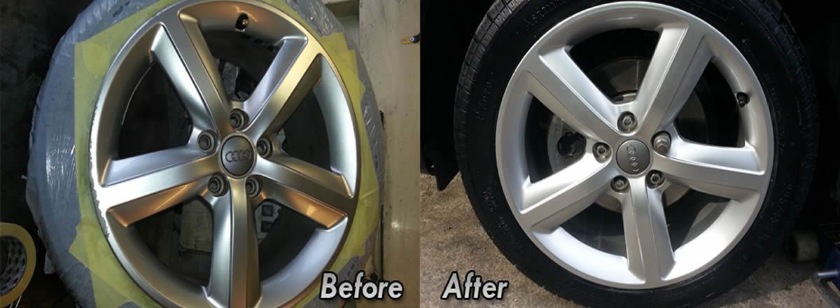 alloys refurb Bowden